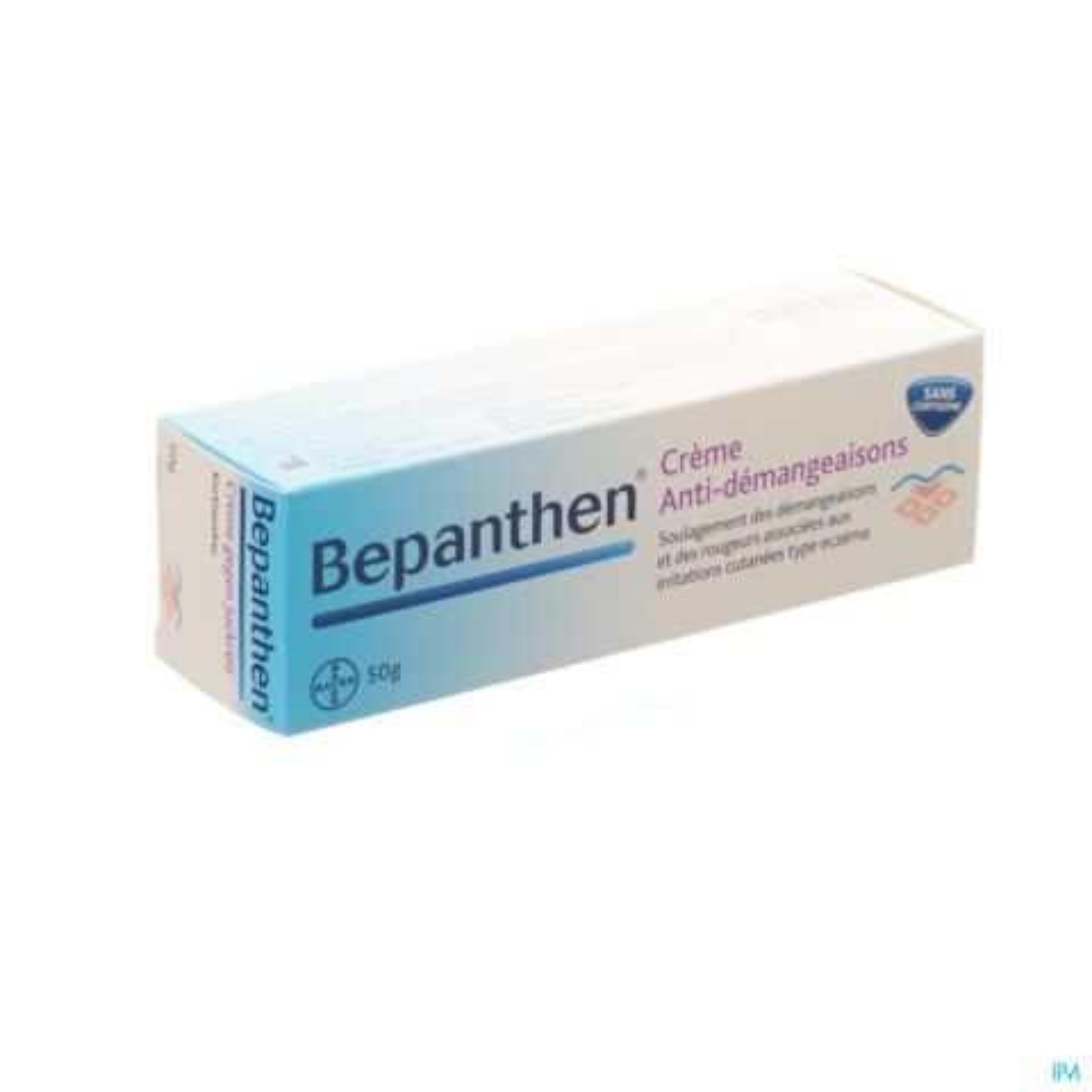 Bepanthen Crème Anti-Démangeaisons Tube 50g