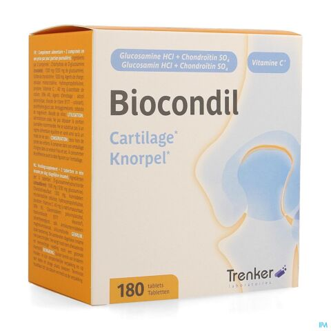 Biocondil Cartilage 180 Comprimés