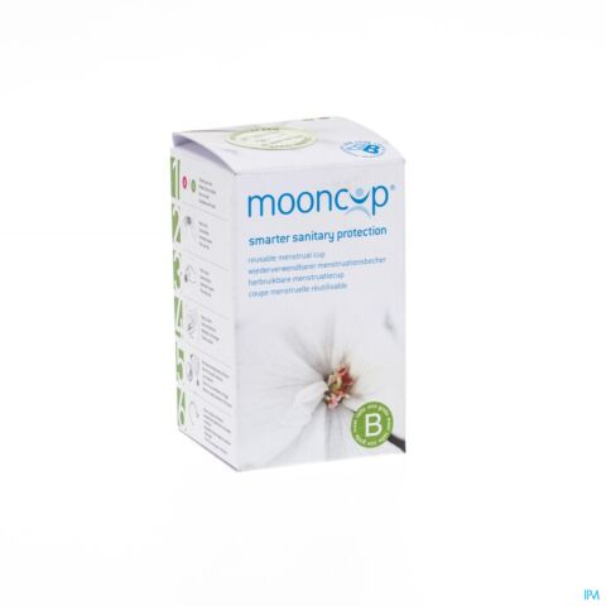 MOONCUP COUPE MENSTRUELLE REUTILISABLE TAILLE B 1