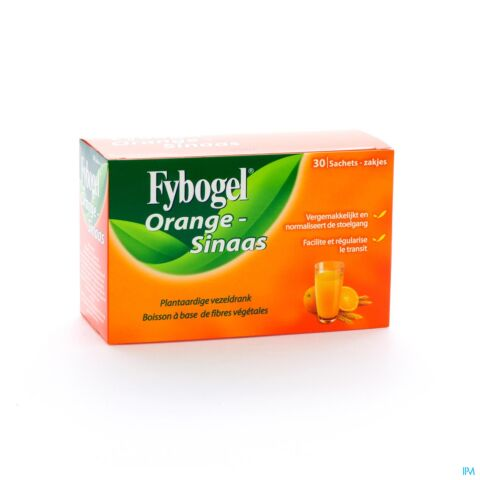 Fybogel Orange Sach 30 Nf