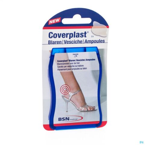 COVERPLAST BLISTER HYDROCOL. 35X61MM 5 7265600