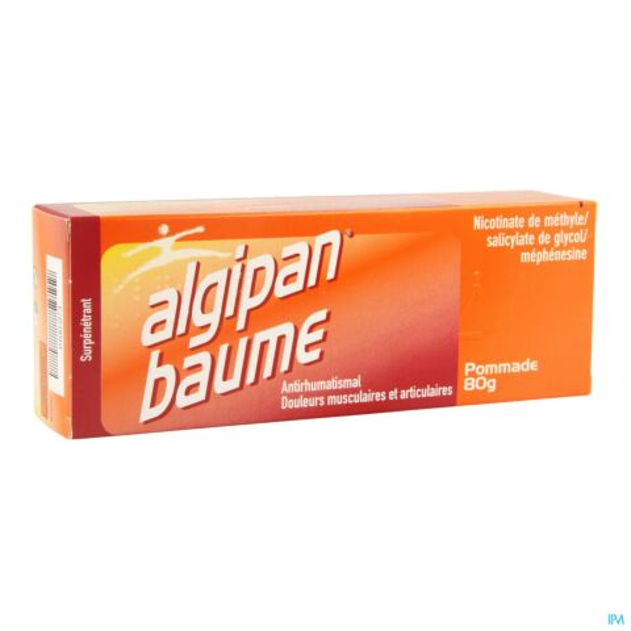 Algipan Baume Pommade Tube 80g