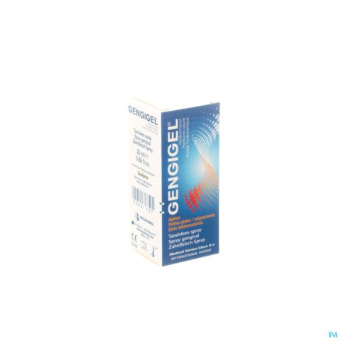 Gengigel spray gencive 20ml