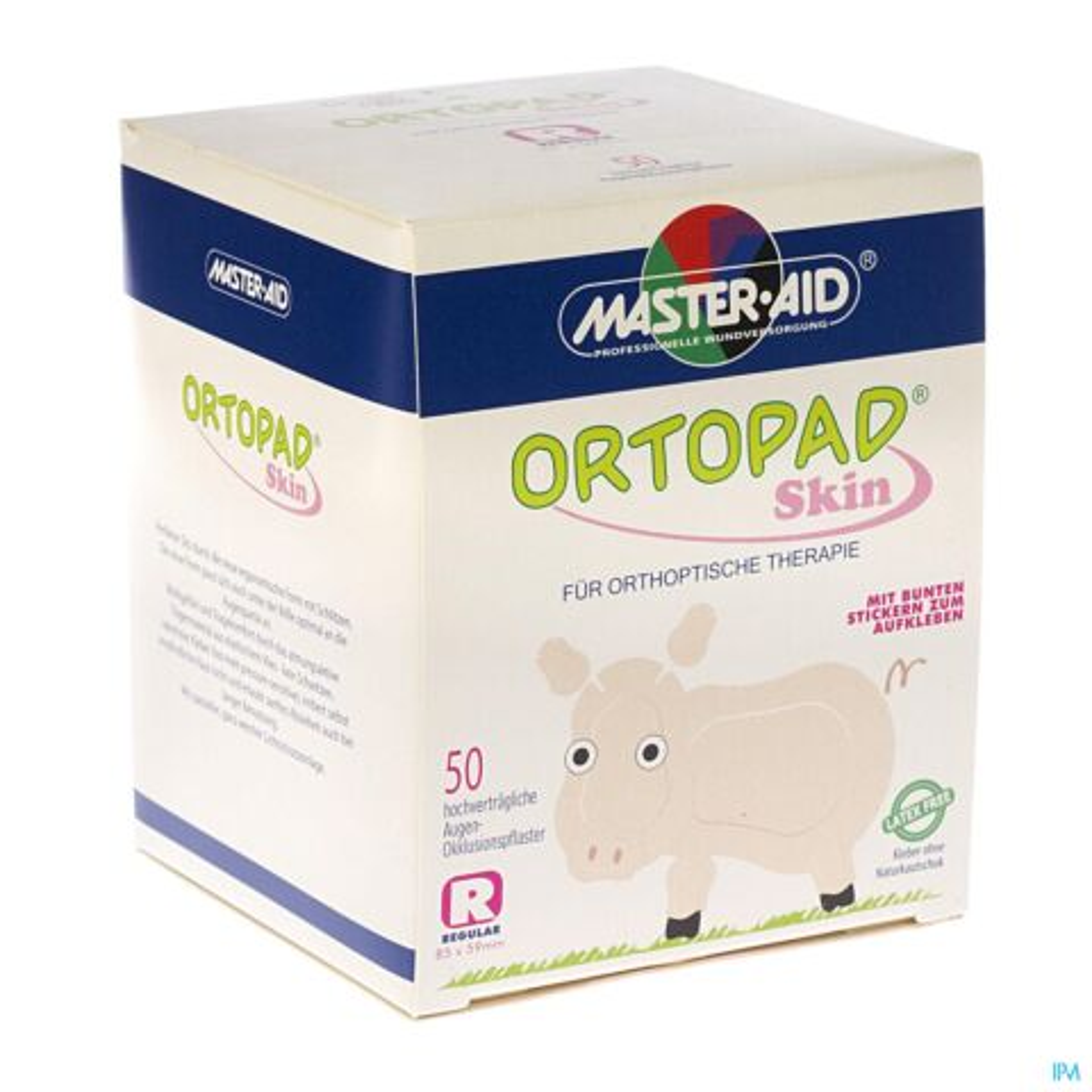 Ortopad Skin Regular Cp Oculaire 50