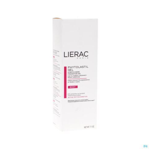 Lierac Phytolastil Gel Prévention des Vergetures Tube 200ml