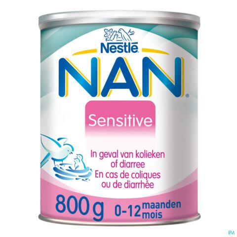 NAN SENSITIVE 800G REMPL.2489-482