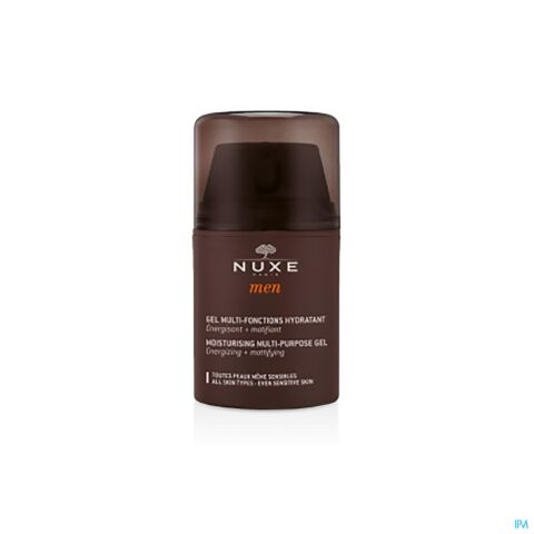 Nuxe Men Gel Multi-Fonctions Hydratant Flacon-Pompe 50ml