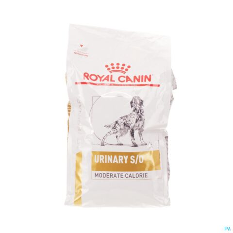 RC VDIET URINARY MODERATE CALORIE CANINE 1,5KG