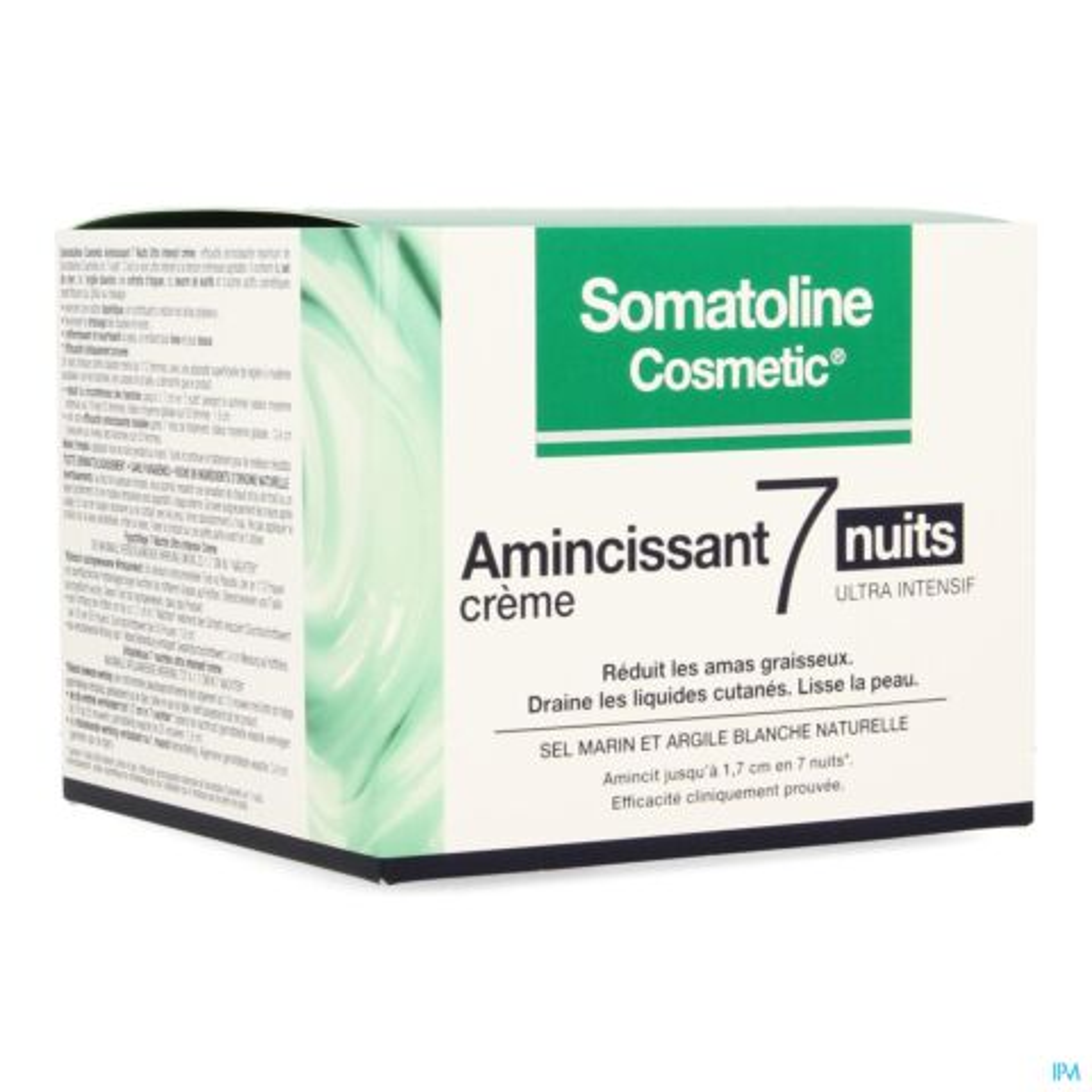 Somatoline Cosmetic Amincissant 7 Nuits Ultra Intensif Crème Pot 400ml