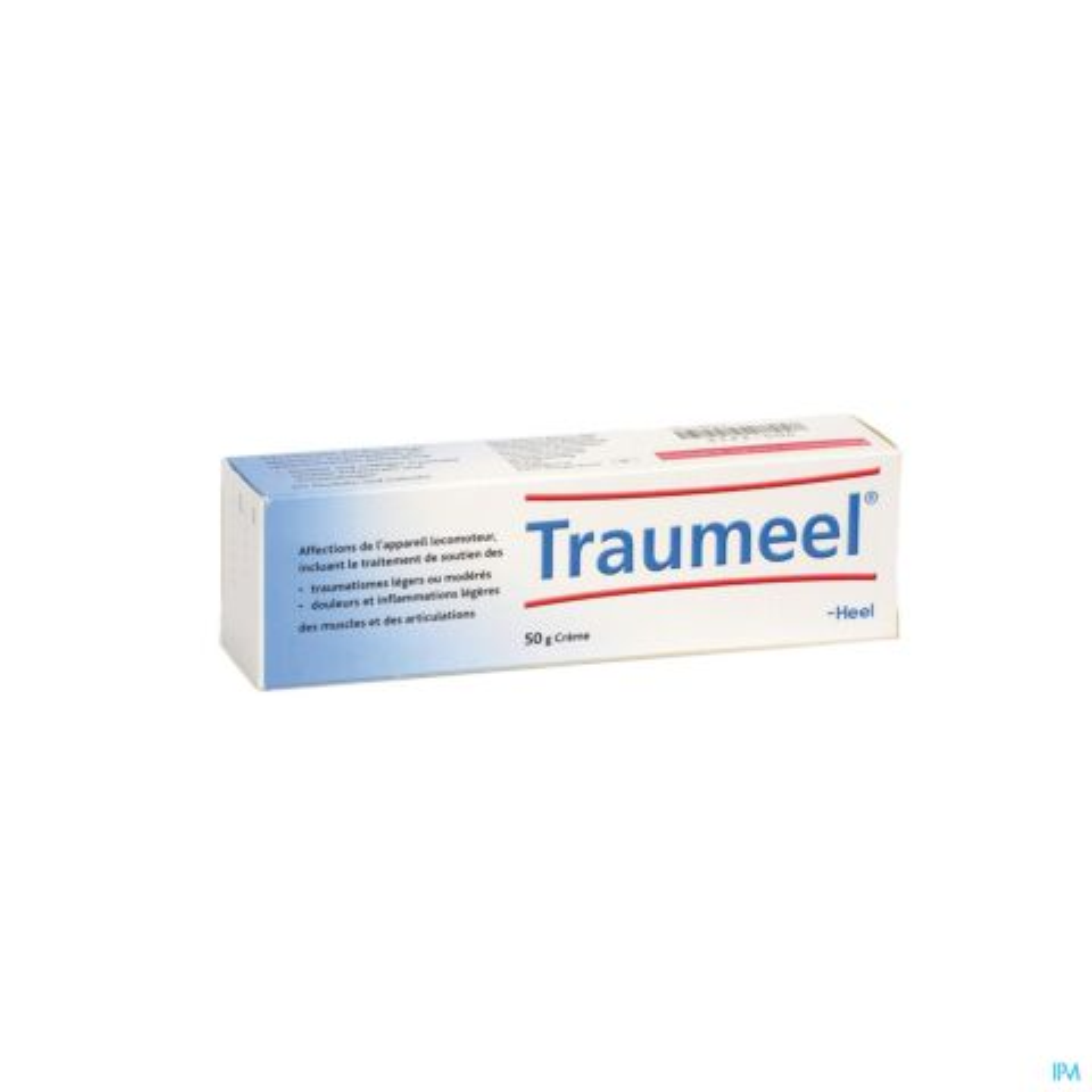 Heel Traumeel Douleurs Légères Muscles & Articulations Crème Tube 50g