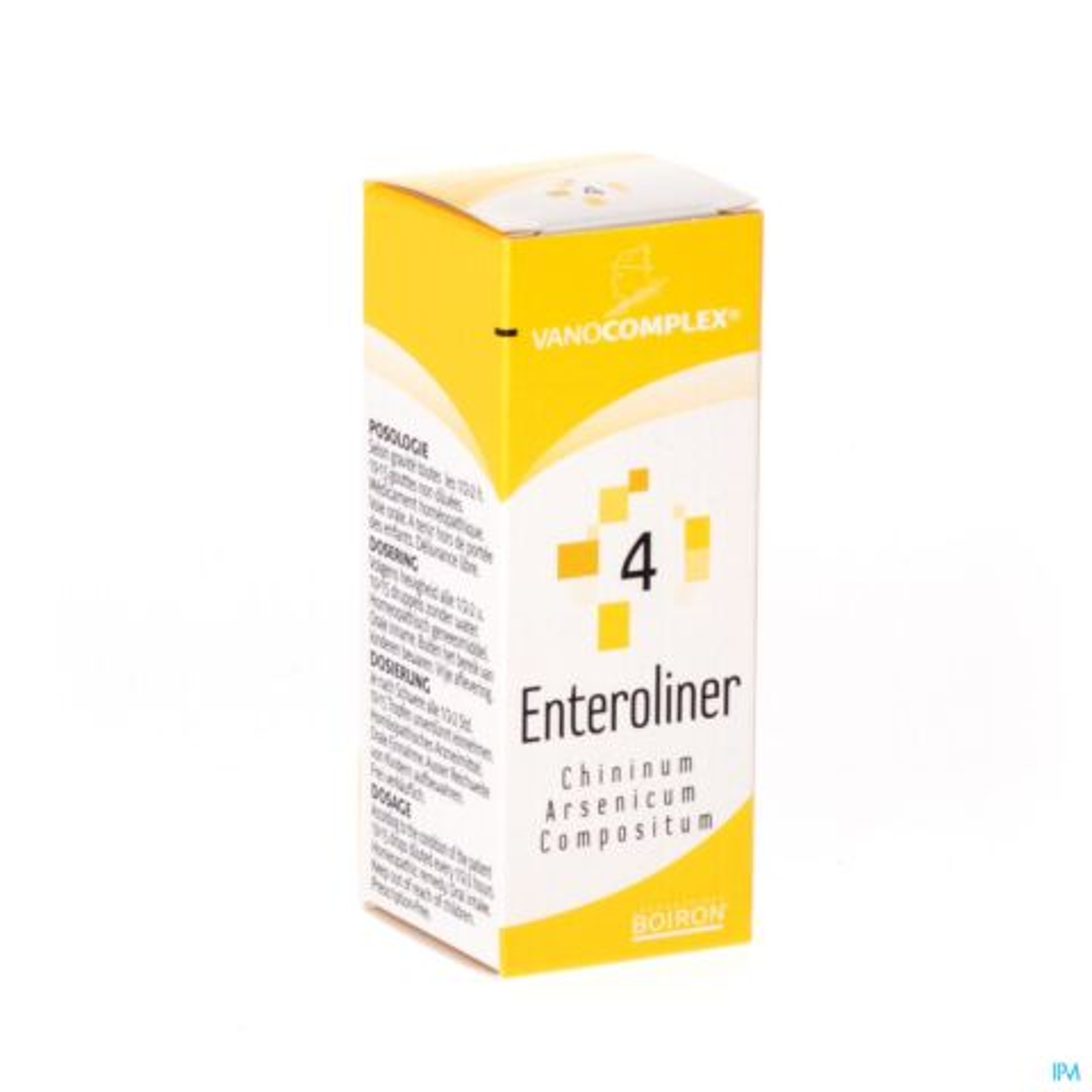 Vanocomplex N 4 Enteroliner Gutt 50ml Unda