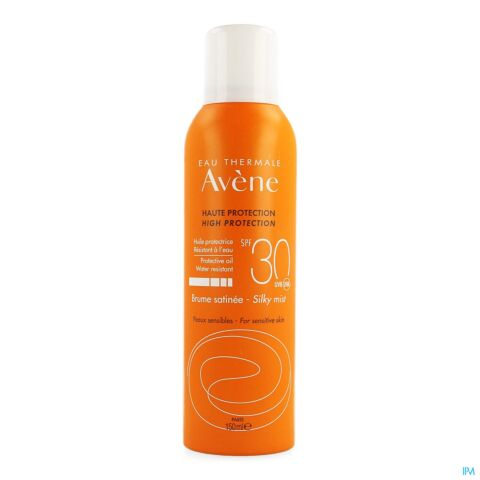 Avène Protection Solaire Brume Satinée IP30 Spray 150ml