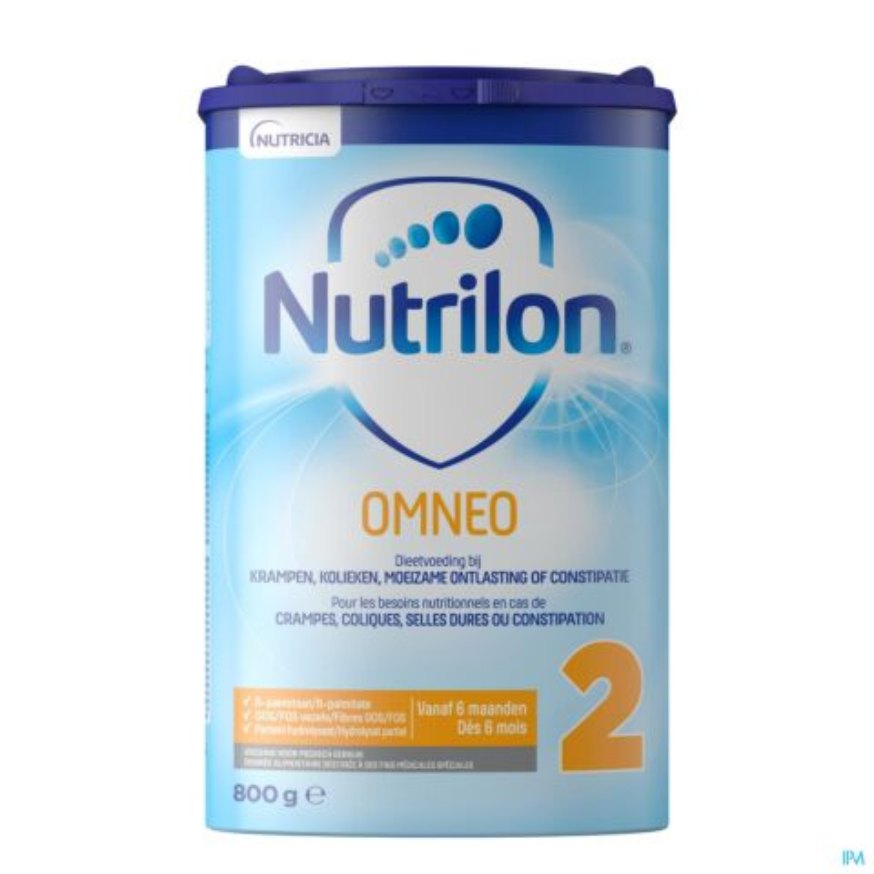 Nutrilon Omneo 2 Lait De Suite Pdr 800g