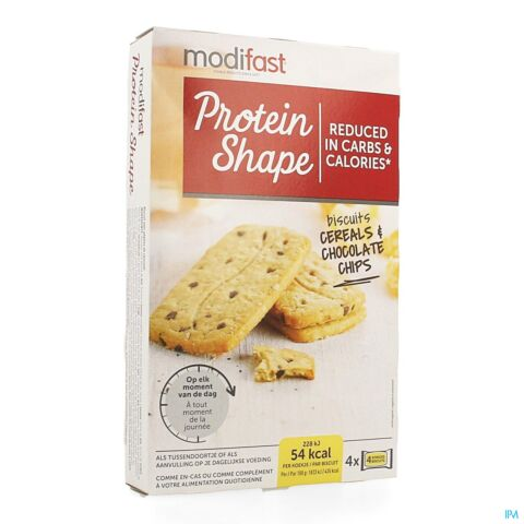 MODIFAST PROTEIN SHAPE BISC.CEREALES PEP.CHOCO200G