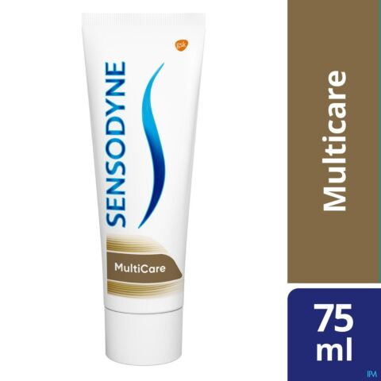 Sensodyne Multicare Dentifrice Tube 75ml