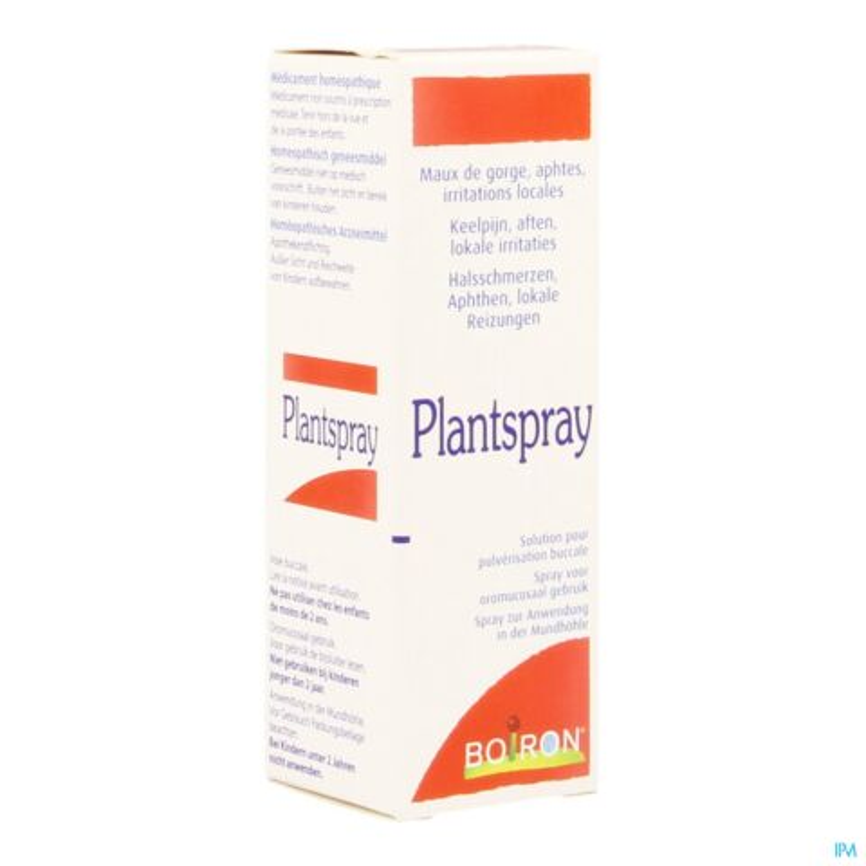 Plantspray Spray 20ml Boiron