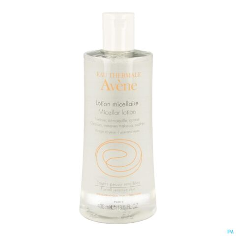 AVENE LOT MICELLAIRE 400 ML NM