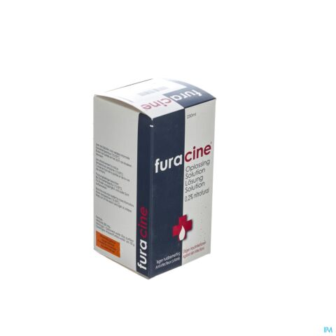 Furacine Solution pour Application Cutanée Flacon 250ml