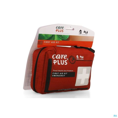 Care Plus First Aid Kit Urgences 1 Pièce