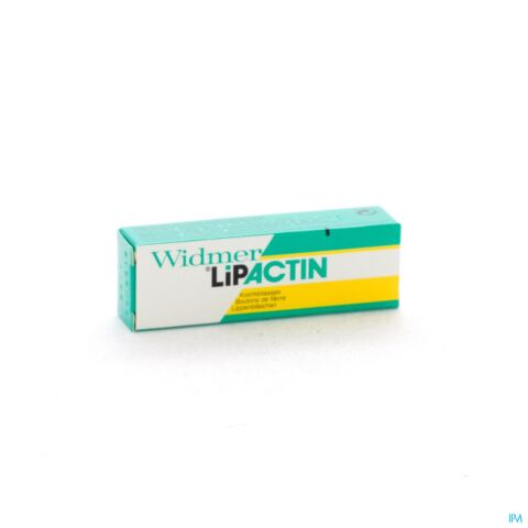 Louis Widmer Lipactin Gel Tube 3g