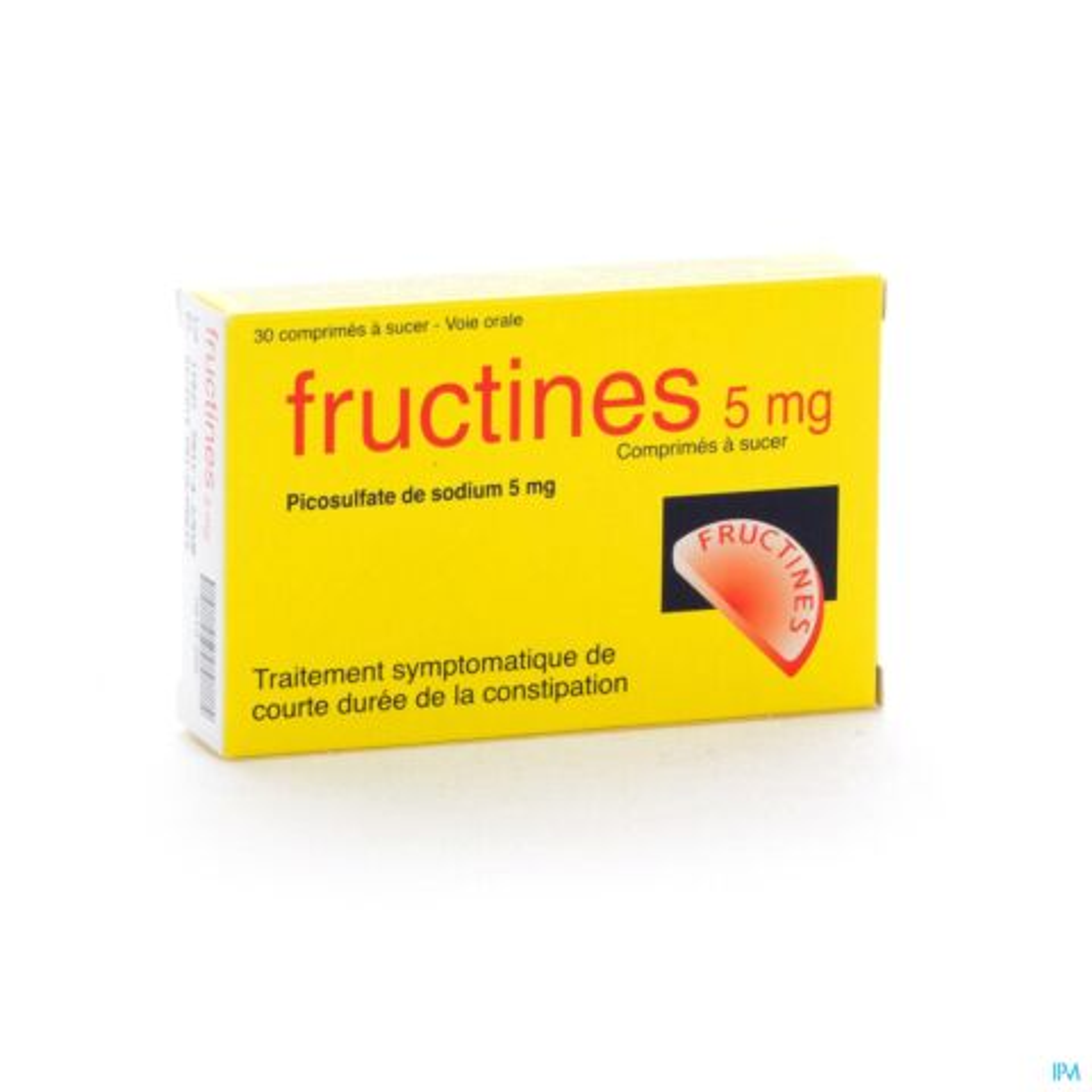 Fructines 5mg 30 Comprimés à Sucer