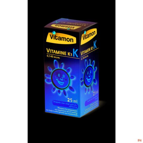 VITAMON K 25 ML