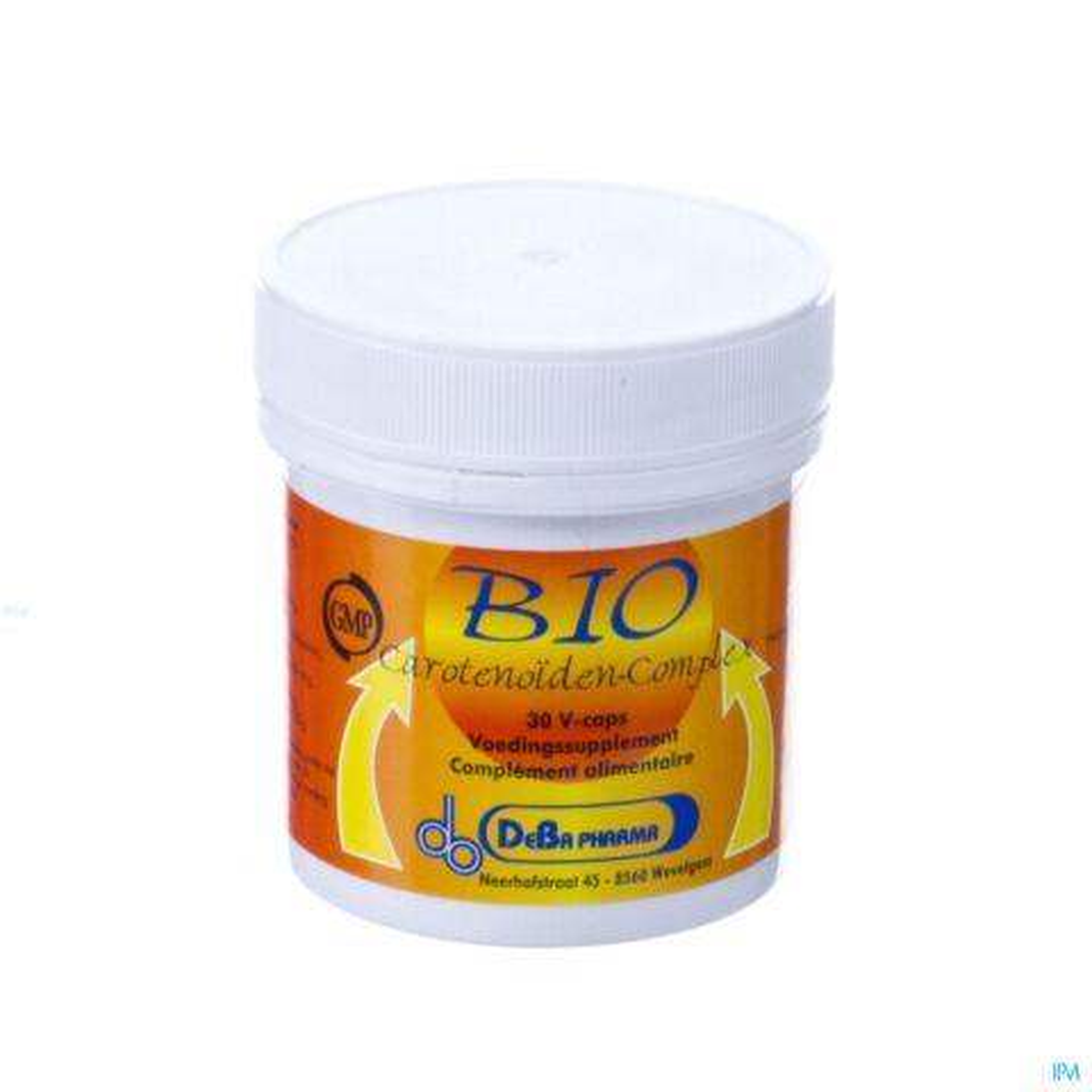 BIO-CAROTENOID COMPLEX CAPS 30 DEBA