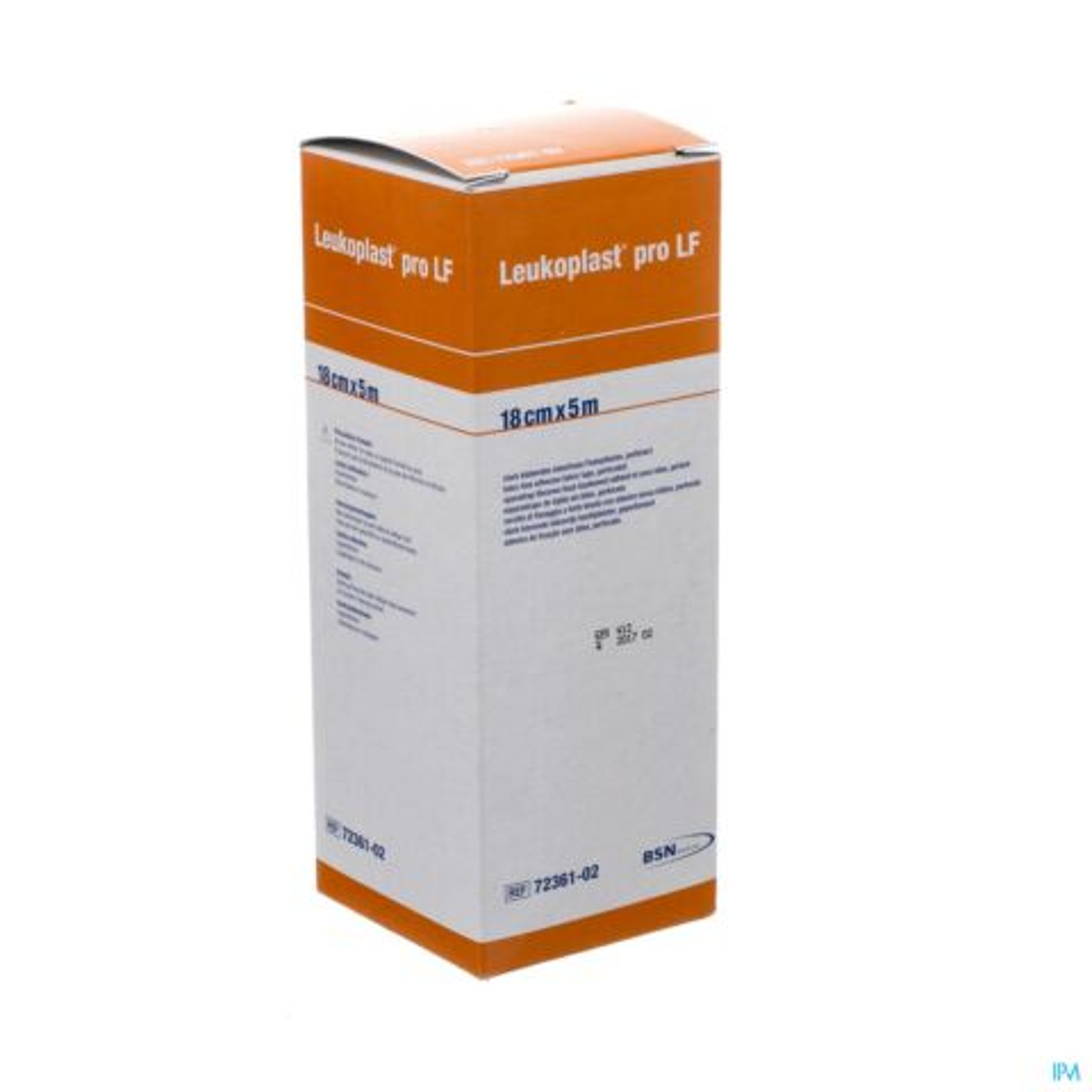 Leukoplast Pro Lf Perf. 18cmx5m Rouleau 1 7236102