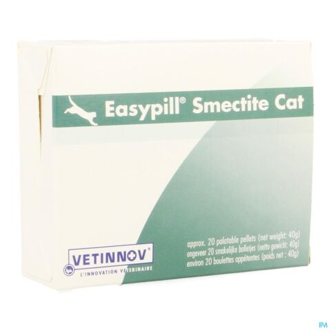 EASYPILL SMECTITE PATE CHAT 40G