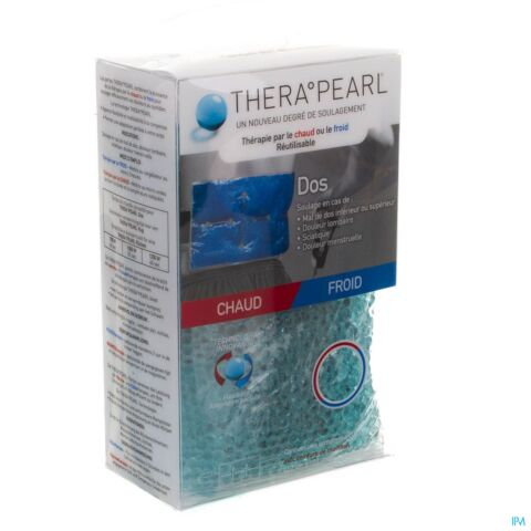 Therapearl hot-cold pack dos