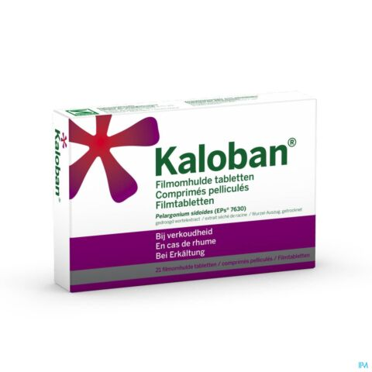 Kaloban 20mg 21 Comprimés