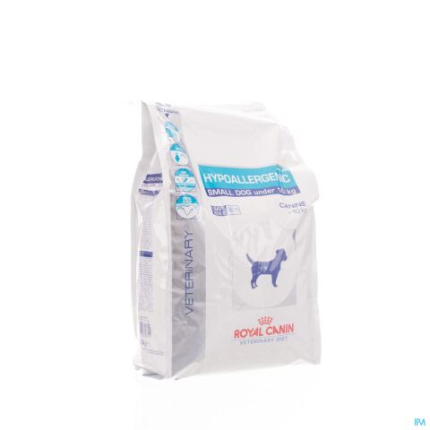 RC VDIET HYPOALLERGENIC SMALL CANINE 3,5KG