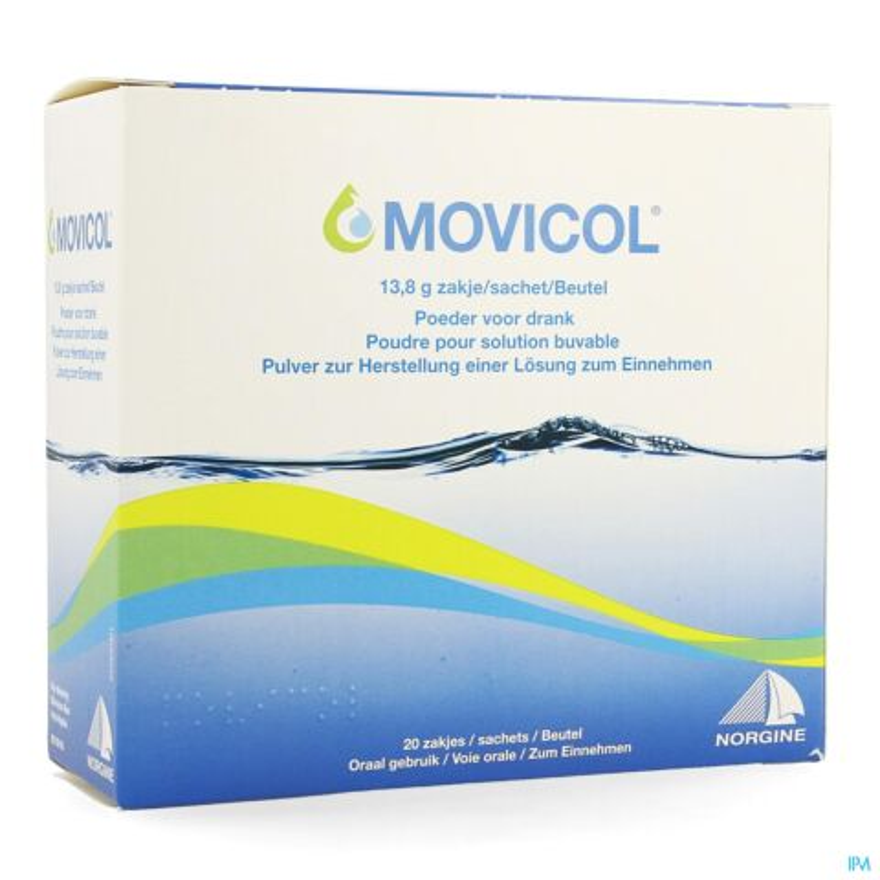 Movicol 20 Sachets