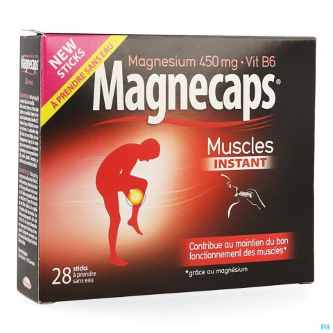 Magnecaps Muscles Sticks 28