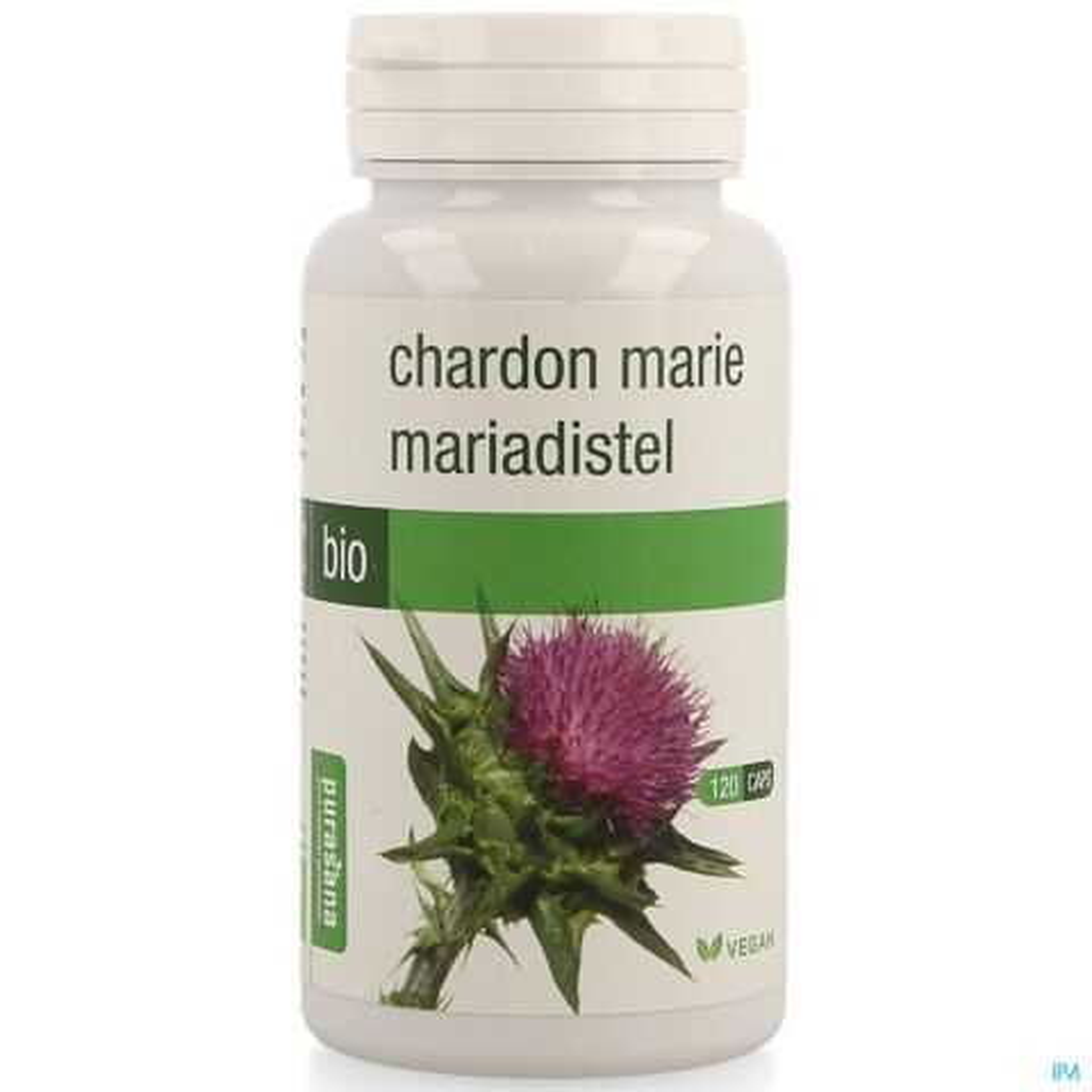 CHARDON MARIE BIO CAPS 120X200MG