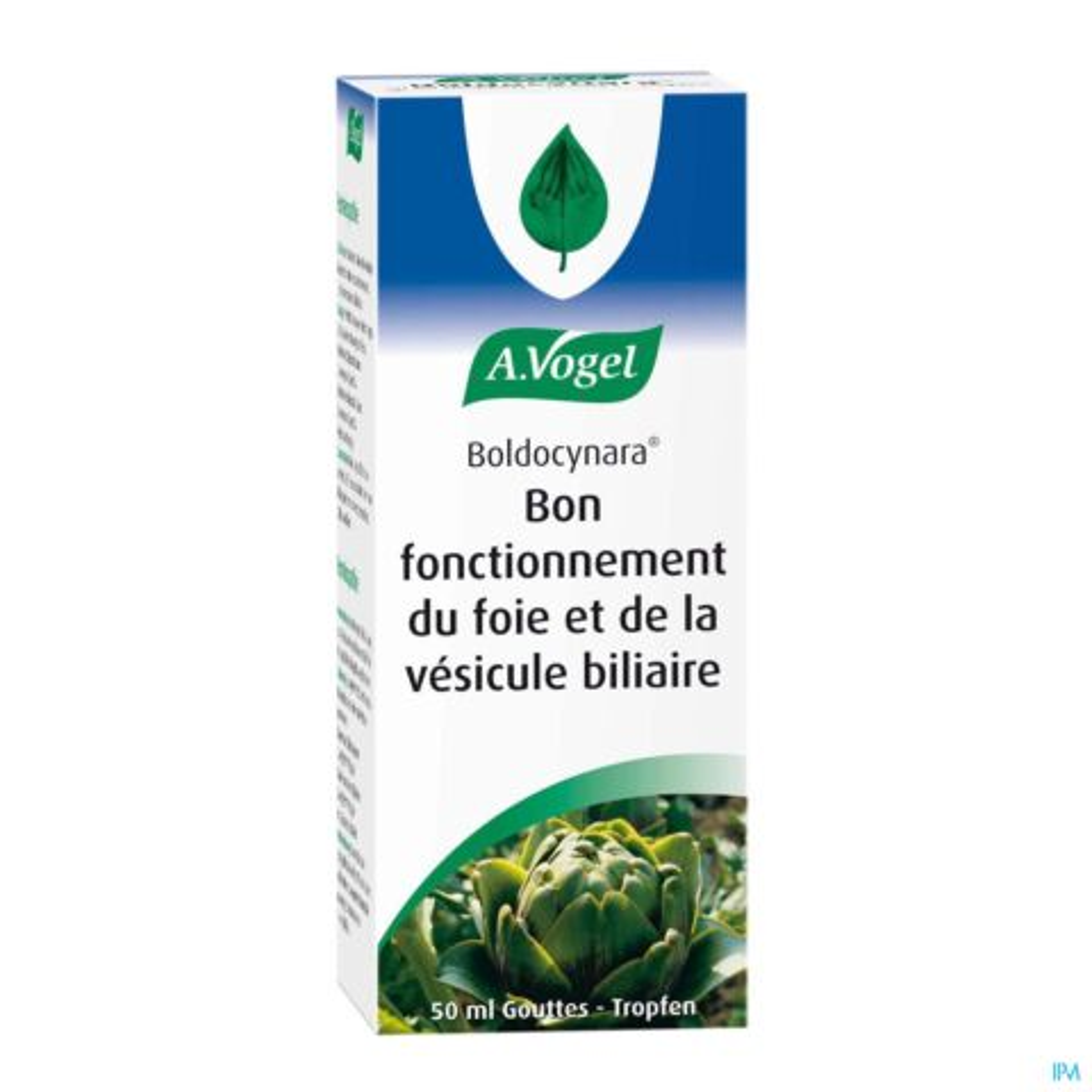 A. Vogel Boldocynara Foie & Vésicule Biliaire Gouttes Flacon 50ml