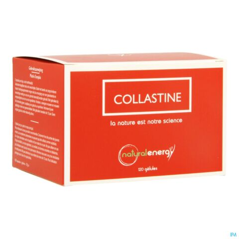 Natural Energy Collastine 120 Gélules