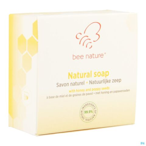 Bee Nature Savon Barre 100g