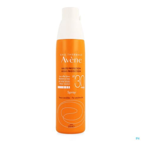 Avène Protection Solaire Spray IP30 200ml