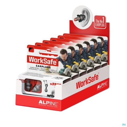 Alpine Worksafe Bouch Oreille New 1p