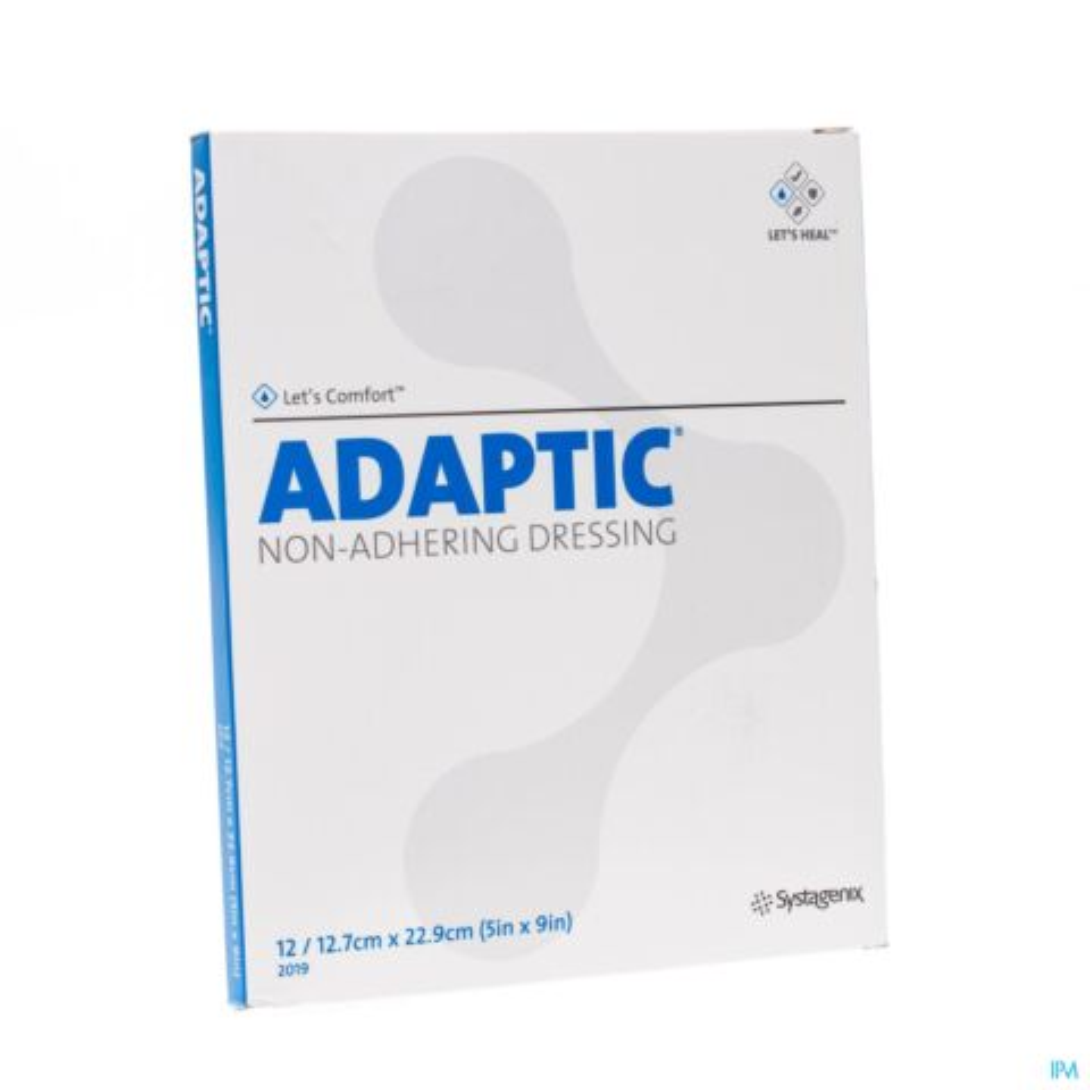 ADAPTIC CP IMPREG. 12,0X23,0CM 12 2019