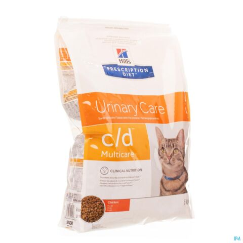 Hills Prescrip Diet Feline Cd 5kg 9043m
