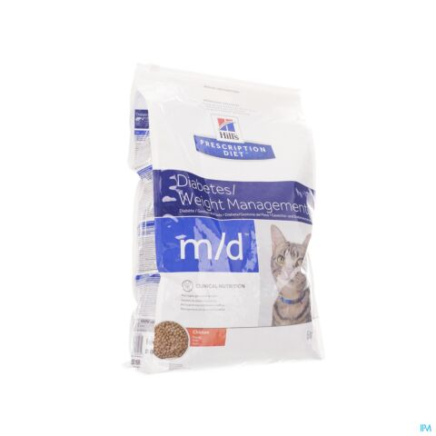 Hills Prescrip Diet Feline Md Sec 5kg 5516m