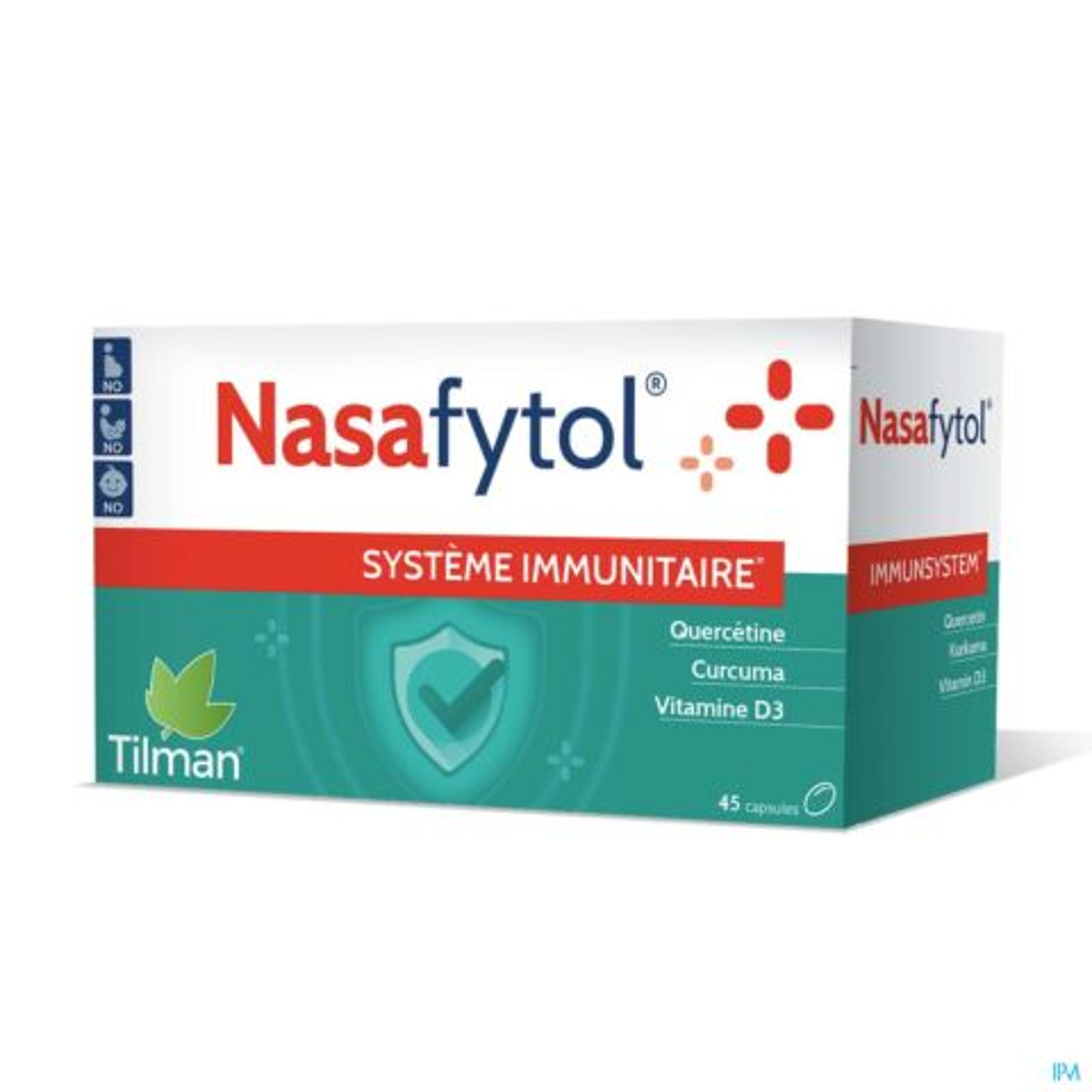 Nasafytol Voies Respiratoires 45 Gélules