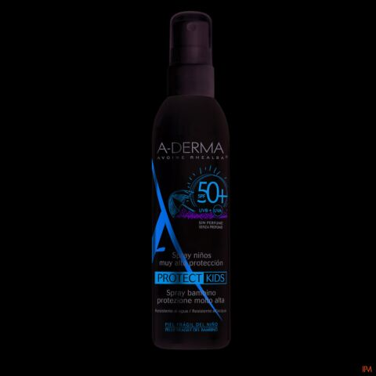 A-Derma Protect Spray Enfants IP50+ 200ml