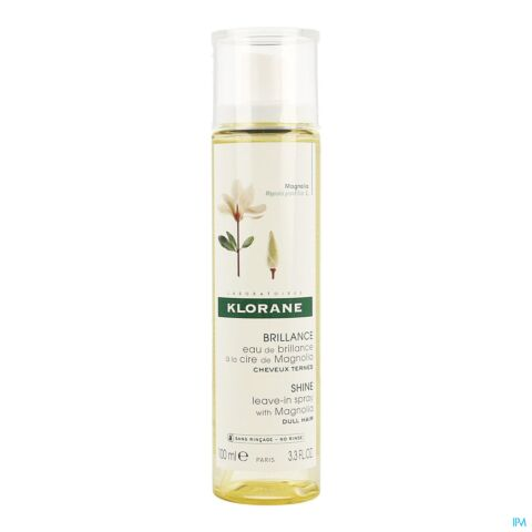 Klorane Eau de Brillance à la Cire de Magnolia Spray 100ml