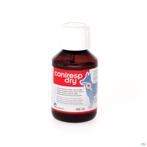 CANI-RESP DRY SIROP 100ML