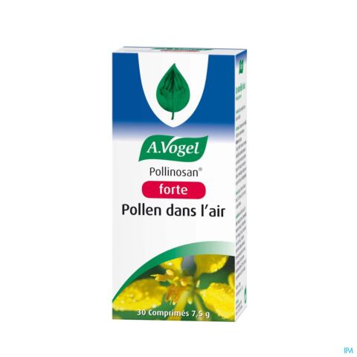 A. Vogel Pollinosan Forte Rhume de Foins 30 Comprimés