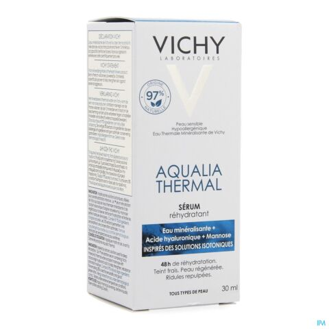 Vichy Aqualia Thermal Sérum Hydratant 30ml