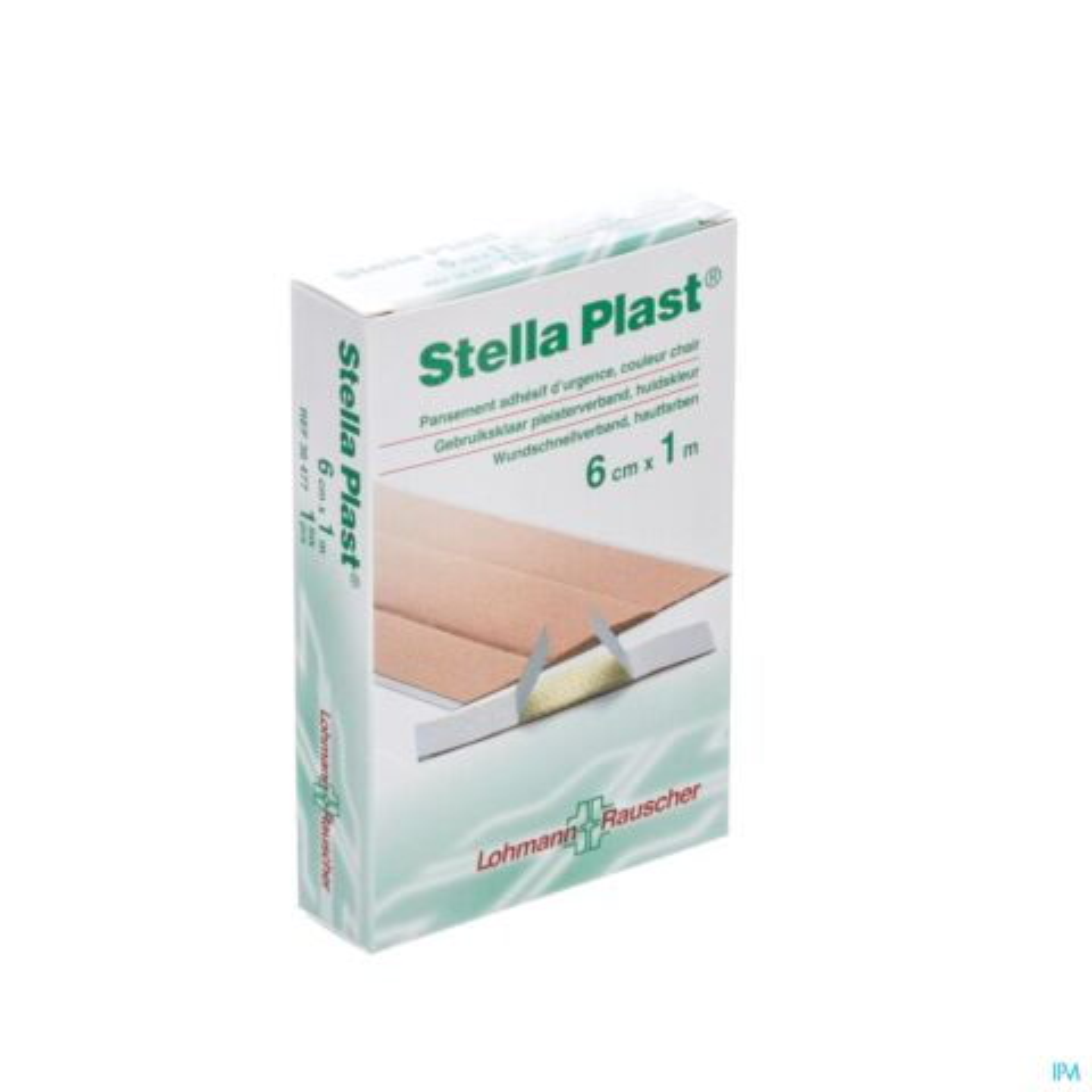 Stellaplast Adh 6cmx1m 36477